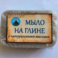 Мило на глині з натуральними маслами, 65 г