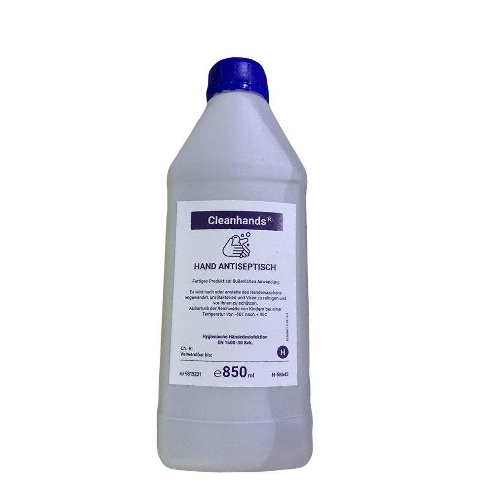 Антисептик Hamann Cleanhands для рук 850 мл (36-238369)
