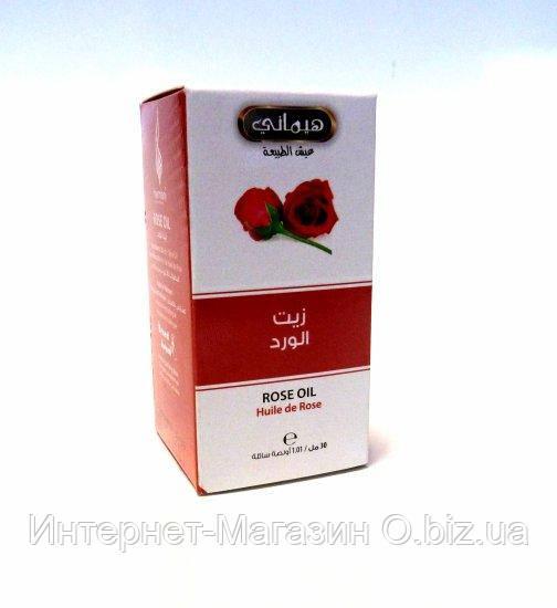 Эфирное, ароматическое масло розы Hemani Rose Оil 100 мл. Пакистан