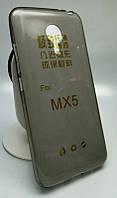 "Чехол силикон ультратонкий ""Remax""для Meizu mx5"