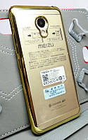 "Чехол силикон ""Air"" для Meizu m3 / m3s / m3 mini"