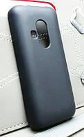 """Чехол силикон """"Silik"""" для Nokia 220"""