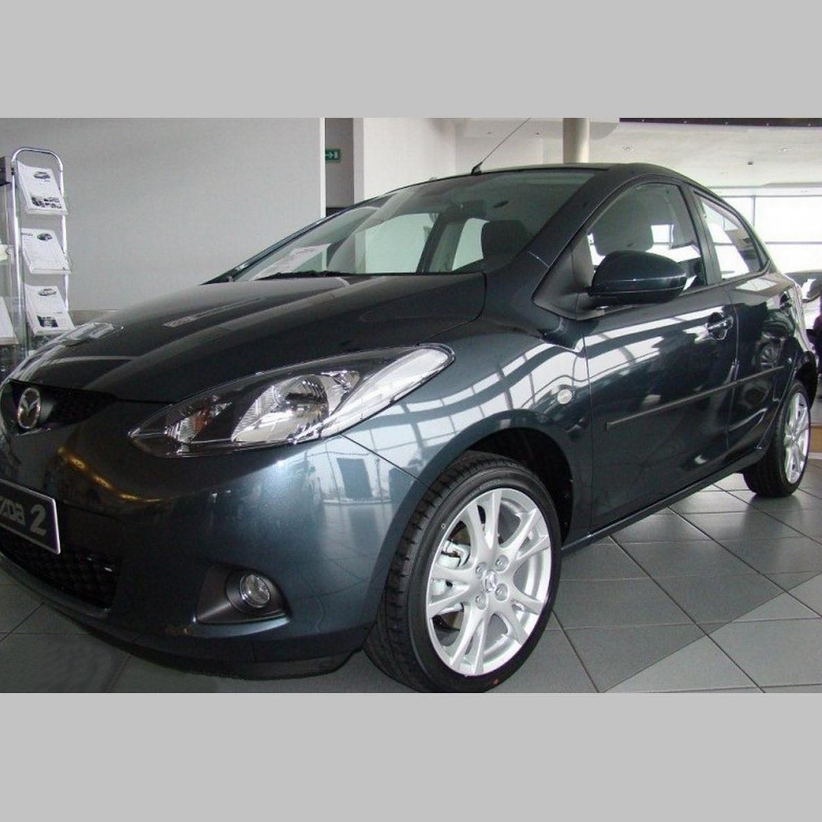 Молдинги на двері для Mazda 2 (DE) 2007-2014