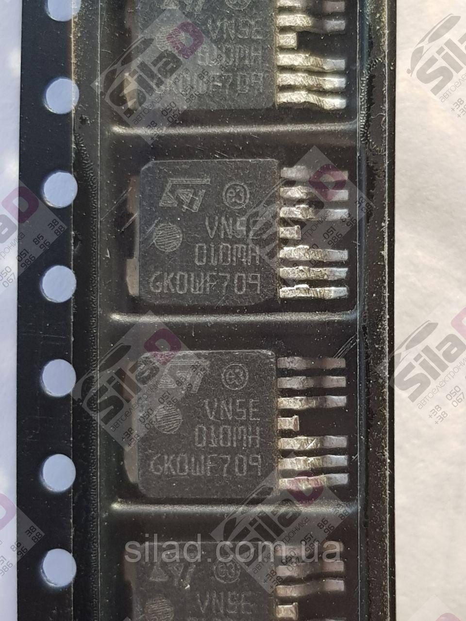 Транзистор VN5E010MH STMicroelectronics корпус корпус TO-252-6 High-side драйвер