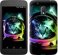 Чехол EndorPhone на Motorola Moto G4 Play Кот-астронавт 4154m-860, КОД: 936800