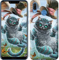 Чехол EndorPhone для Huawei Honor Play Чеширский кот 3993u-1533, КОД: 348945