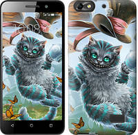 Чехол EndorPhone для Huawei Honor 4C Чеширский кот 3993m-183, КОД: 349169