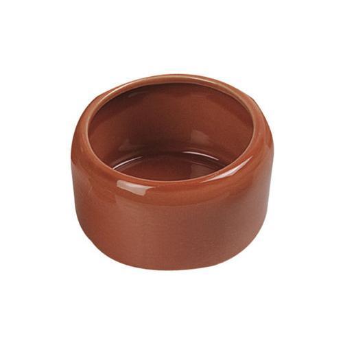 Миска Flamingo Ceramic Dish для птиц, керамика, 8х5 см
