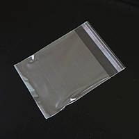Пакеты с клейкой лентой 18см 17.5см 25мк (1000шт)