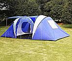 Основные преимущества палаток для туристических походов