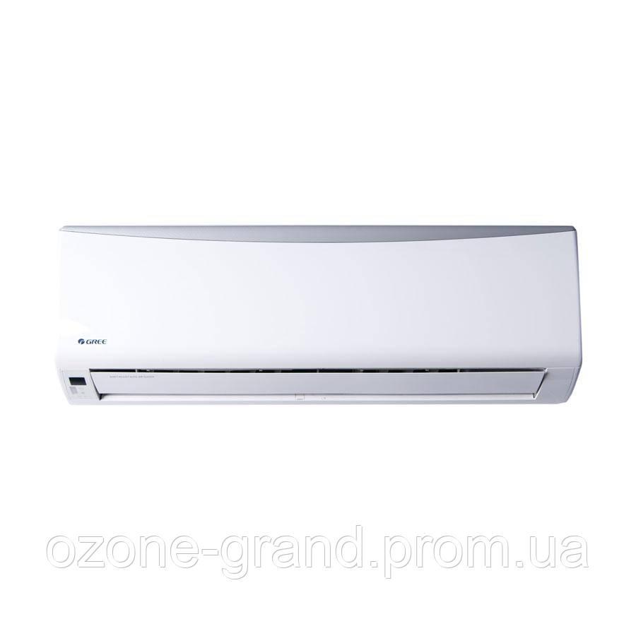 Кондиционер Gree серии PRAKTIK Pro DC inverter (Cold Plazma) -20C GWH18QD-K3DNA2G Practik Pro