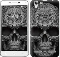 Чехол EndorPhone на Lenovo K5 Plus Skull-ornament 4101m-278, КОД: 938168