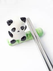 Подставка под палочки панда