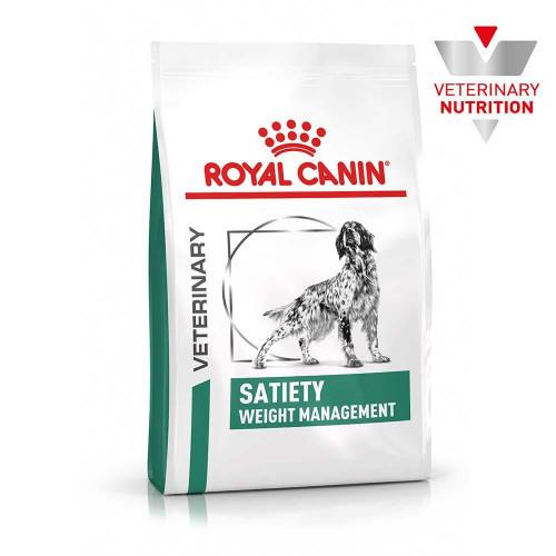 Сухой корм Royal Canin Satiety Weight Management для собак с лишним весом, 12 кг