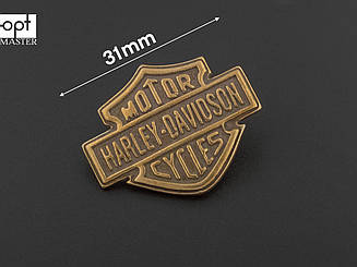 Украшение Harley-Davidson (латунь) арт. 50-А5