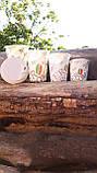 Стакан картонный цветной 250мл для латте (50шт), фото 3