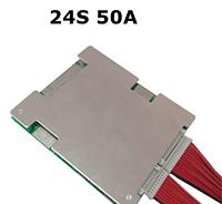 BMS 88,8v (4S-24S) 50A /LifePo4 /с балансировкой
