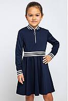 """Элегантное нарядное iшкольное платье для девочки """"221"""" 116,146р"""
