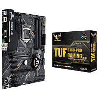 Материнская плата Asus TUF B360-Pro Gaming (WI-FI) Socket 1151, игровая материнка Асус для игр, геймерская