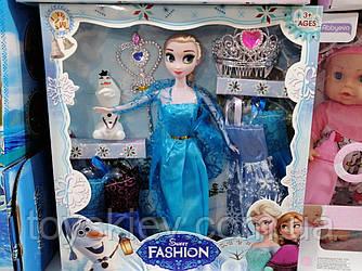 Кукла Frozen Эльза 2 с аксессуарами.