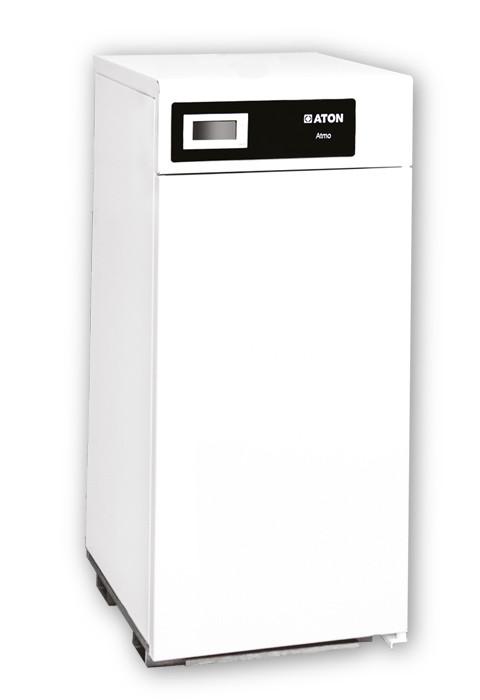 Напольный дымоходный газовый котел ATON ATMO 16E