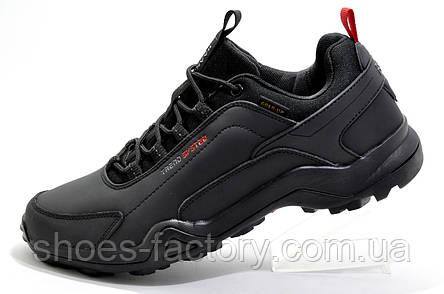 Мужские осенние кроссовки BaaS Terrex, Black (Нубук), фото 2