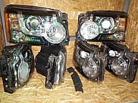 Передняя оптика Land Rover Discovery IV