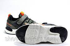 Детские осенние кроссовки на липучке Baas (Защита от воды), фото 2