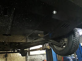 Защита двигателя Кольчуга Mazda CX-9 (2007-2016-) V-3,5 АКПП (двигатель, КПП, радиатор)