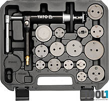 Пневматический набор к тормозным зажимам Yato YT-0671