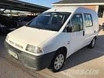 Запчасти для FIAT SCUDO (1996-2003)