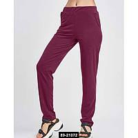Женские спортивные штаны, 89-21072