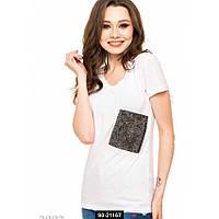 Женская футболка, 90-21167