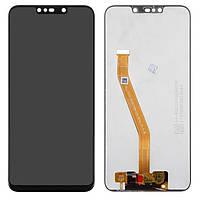 Дисплей (модуль) для Huawei Mate 20 Lite SNE-LX1, SME-LX3 Черный