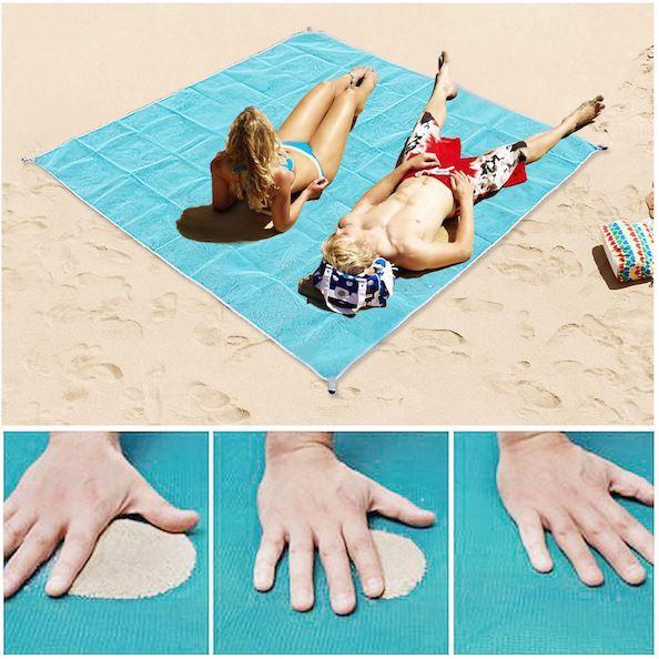 Пляжна підстилка Анти-пісок, антипесок