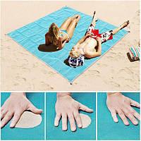 Пляжна підстилка Анти-пісок, антипесок, фото 1
