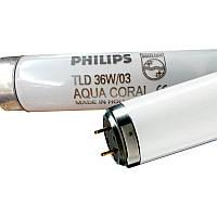 Лампа люминесцентная для морских аквариумов TL-D 36w/03 PHILIPS Aquacoral G13