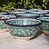 Узбекская чайная пиала ~200 мл. Ручная роспись (1), фото 3