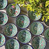 Узбекская чайная пиала ~200 мл. Ручная роспись (1), фото 2