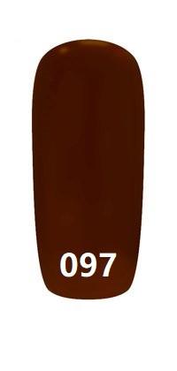 Гель-лак № 097  F.O.X