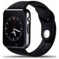 Смарт часы A1 Черные Original Smart Watch Смарт часи A1, фото 1