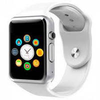 Смарт часы A1 Белые Original Smart Watch Смарт часи A1
