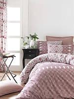 Комплект постельного бельяLIGHTHOUSE ranforce ALIZE розовый 200*220/2*50*70*