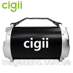 Портативна Bluetooth колонка Cigii S12B