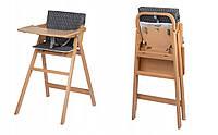 Стульчик для кормления Nordik Natural Wood Safety Timba SF2735014000