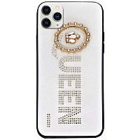 Чехол на iPhone 11 Pro Max (6,5 дюйм) / Айфон 11 Про Макс (6,5 дюйм) white