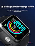 Смарт часы i5  (Smart Watch) Умные часы Фитнес браслет Чёрные, фото 8