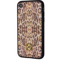 Чехол на iPhone XR (6,1 дюйм) / Айфон Икс эр (6,1 дюйм) змея