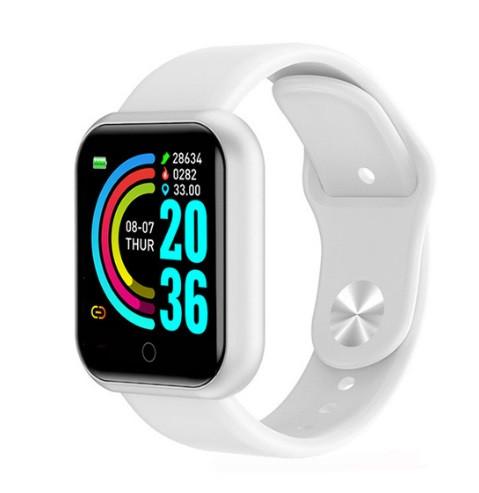 Смарт часы i5  (Smart Watch) Умные часы Фитнес браслет Белые