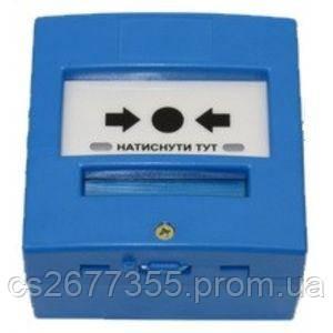 Кнопки керування протипожарною електронікою КА23В